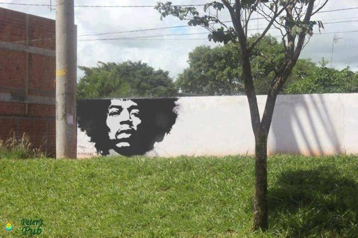 15+ Amazing Photos Of Street Art Fusing With Nature-15