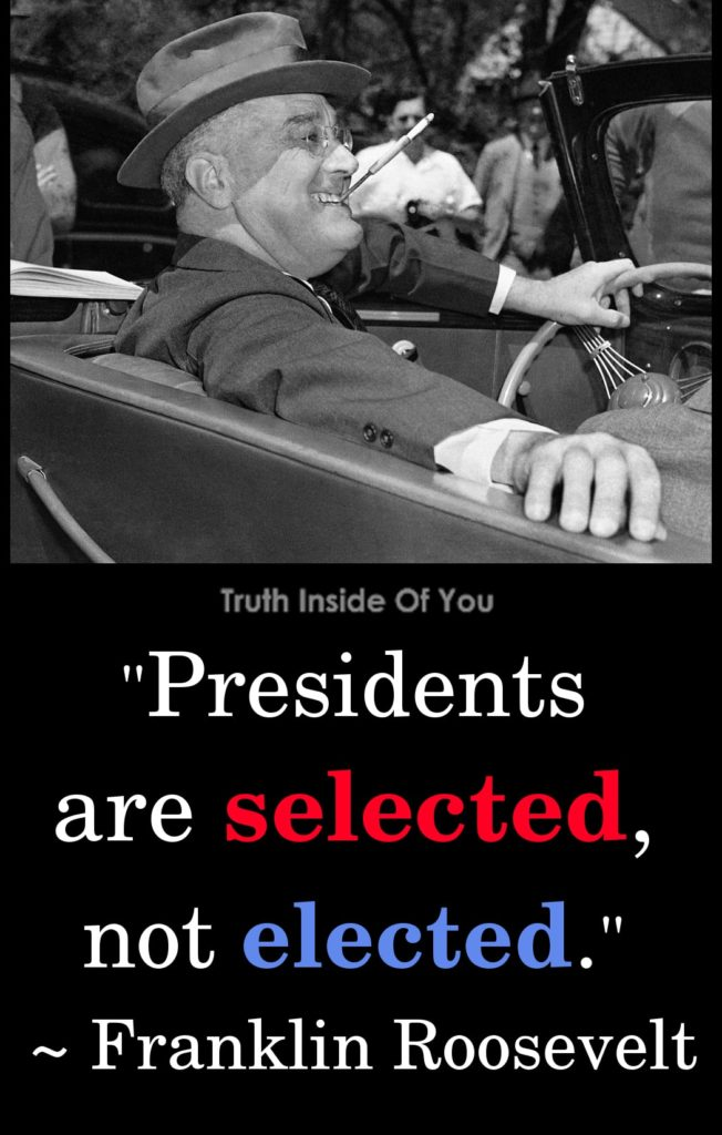 21. Franklin D. Roosevelt