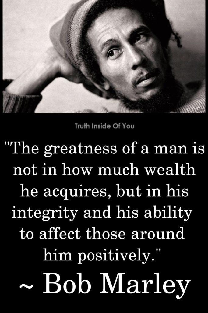 22. Bob Marley
