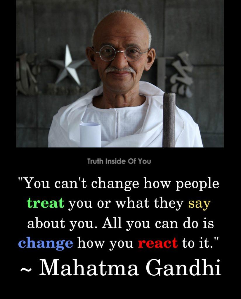 26. Mahatma Gandhi