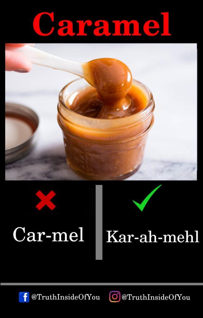 3. Caramel