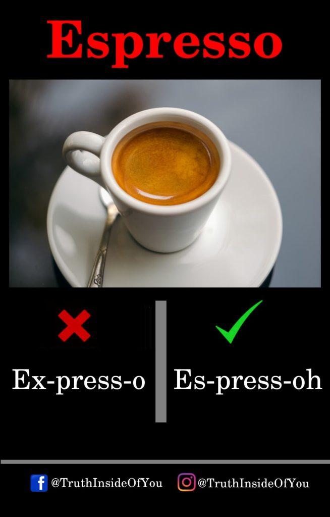 5. Espresso