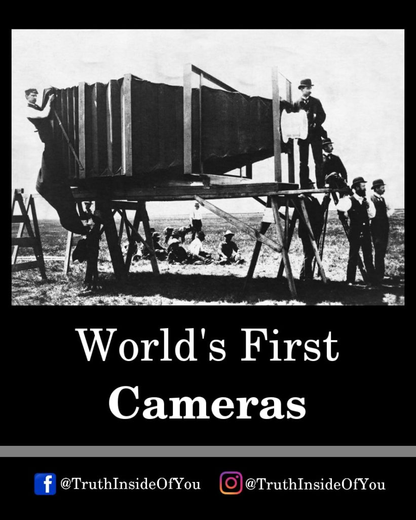 5. World's First Camera