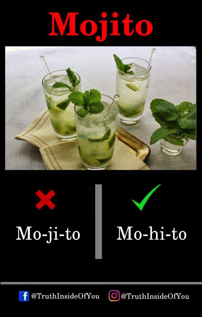 7. Mojito
