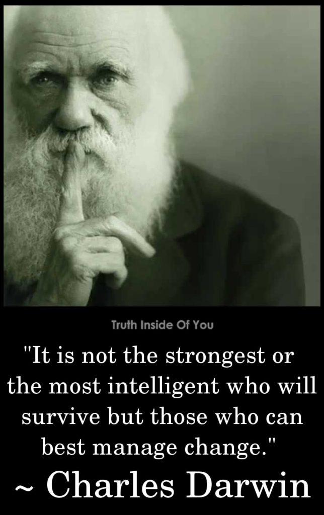8. Charles Darwin