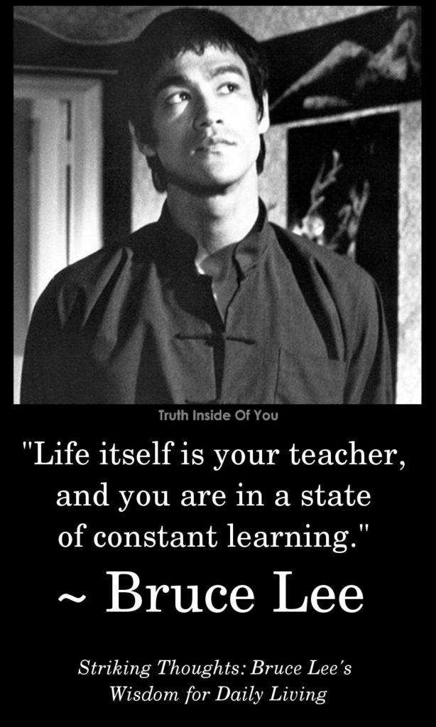 9. Bruce Lee