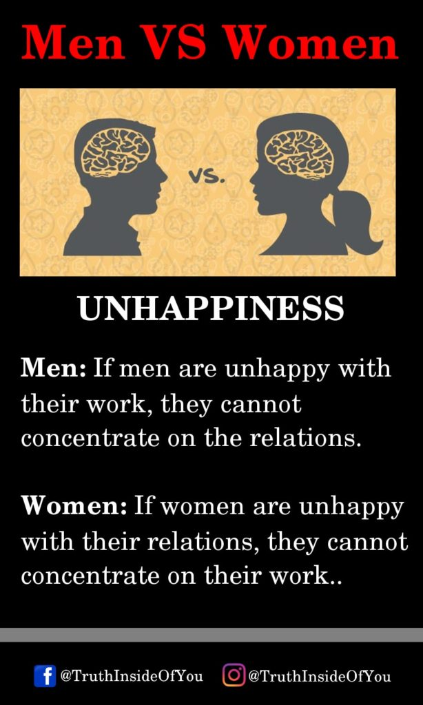 9. UNHAPPINESS