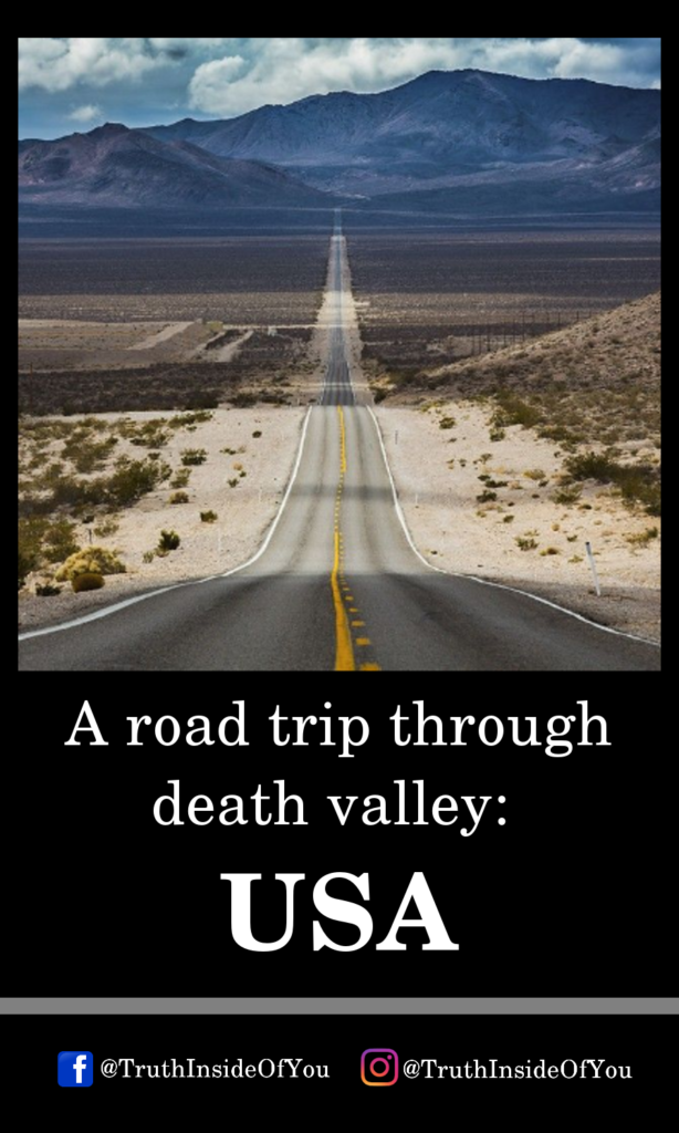 A road trip through death valley_ USA