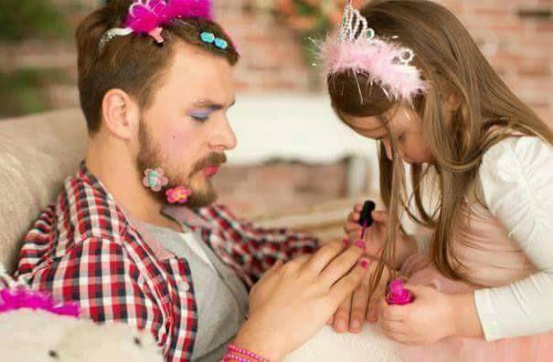 These Hilarious Dads Will Do ANYTHING For Their Daughters-4