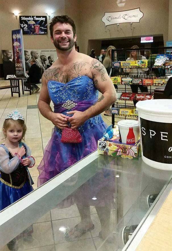 These Hilarious Dads Will Do ANYTHING For Their Daughters-6