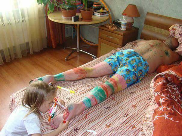 These Hilarious Dads Will Do ANYTHING For Their Daughters-8