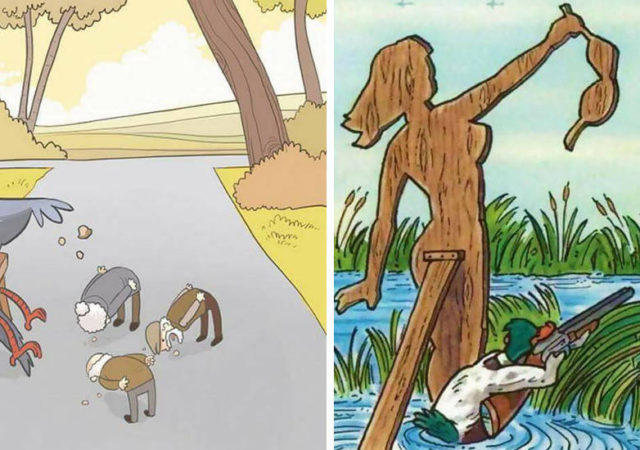 These-Illustrations-Show-What-Would-Happen-if-Animals-Treated-Us-They-Way-We-Treat-Them-1