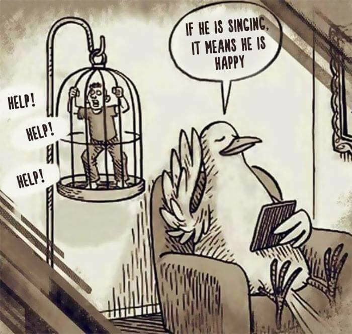 What Would Happen if Animals Treated Us They Way We Treat Them-18