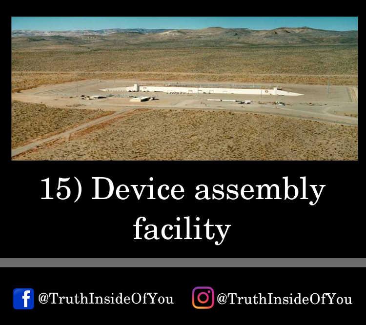 15. Device assembly facility