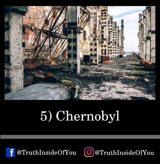 5. Chernobyl