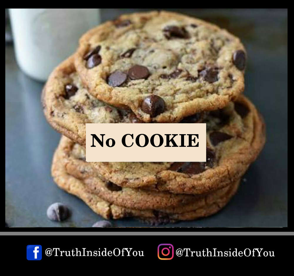 No COOKIE