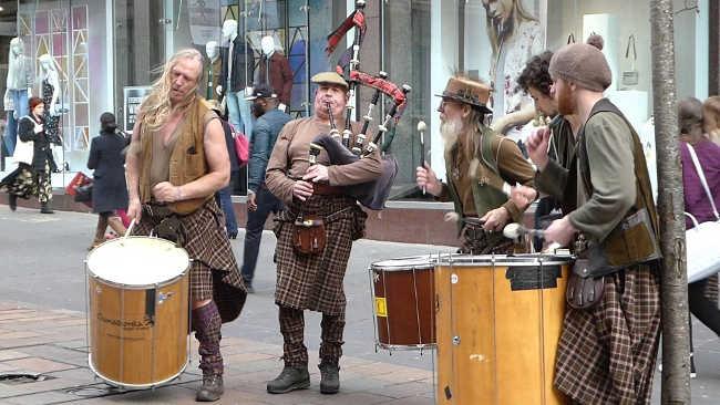 Clanadonia Band - 1