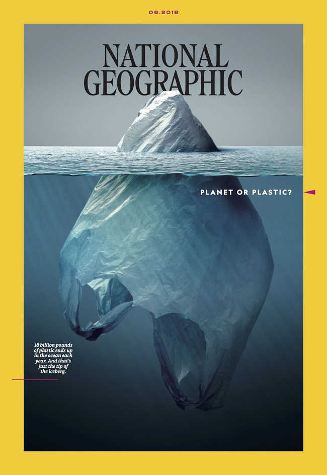 1 - Look Inside This National Geographic Magazine to Know the Horrifying Truth Behind It