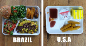 School Lunches Across the World