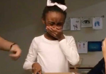 A Girl's Priceless Reaction To Being Adopted Is A Beautiful Moment