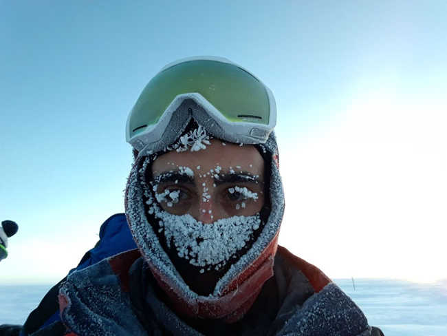 Astrobiologist Cooked At -80 ° C And The Results Are Really Exciting-2