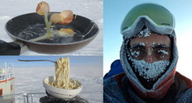 Cyprien Verseux Astrobiologist Cooked At -80 ° C And The Results Are Really Exciting