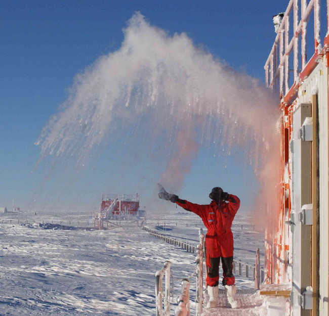 Astrobiologist Cooked At -80 ° C And The Results Are Really Exciting-4