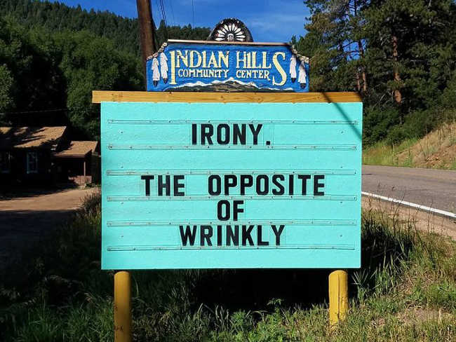 Funniest Signs Are Covering the Streets of Colorado - 21