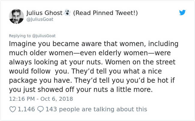 Man Explains Women's Rage Today Using 'Nut Kicking' Analogy So That All Men Can Understand It - 4
