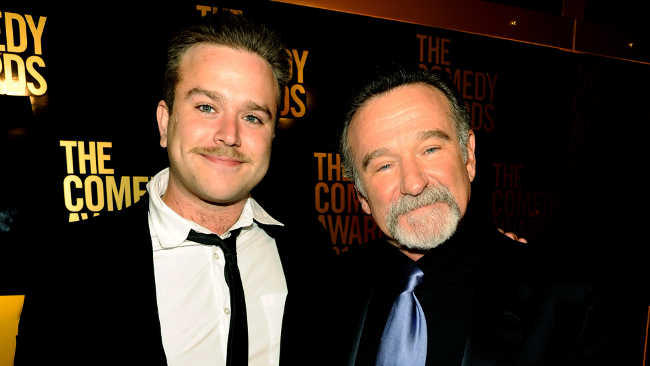 Robin William's Legacy of Compassion Carried On By His Son - 2