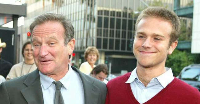 Robin William's Legacy of Compassion Carried On By His Son - 3