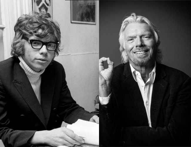 7. Richard Branson