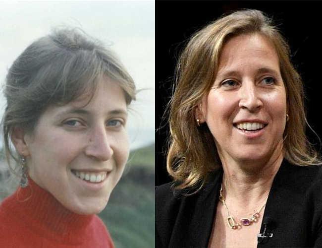 8. Susan Wojcicki