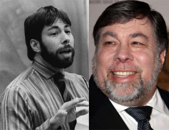 9. Steve Wozniak
