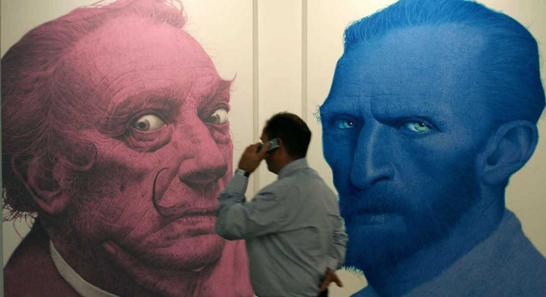 Creative People Have 90 Chance To Suffer From Schizophrenia, Bipolar Disorder And Depression