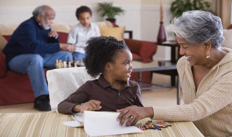 Studies Show That Babysitting Grandkids Increases Your Lifespan