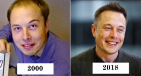 These 9 Billionaires Were Completely Different At The Start Of Their Careers..