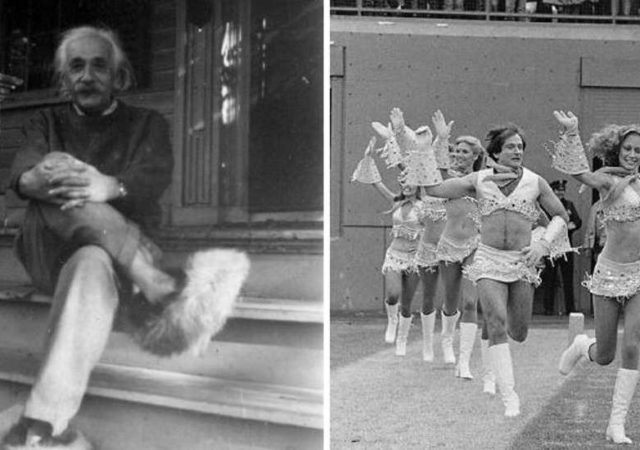 10 Historical Photos Of Famous People We Never Thought Existed