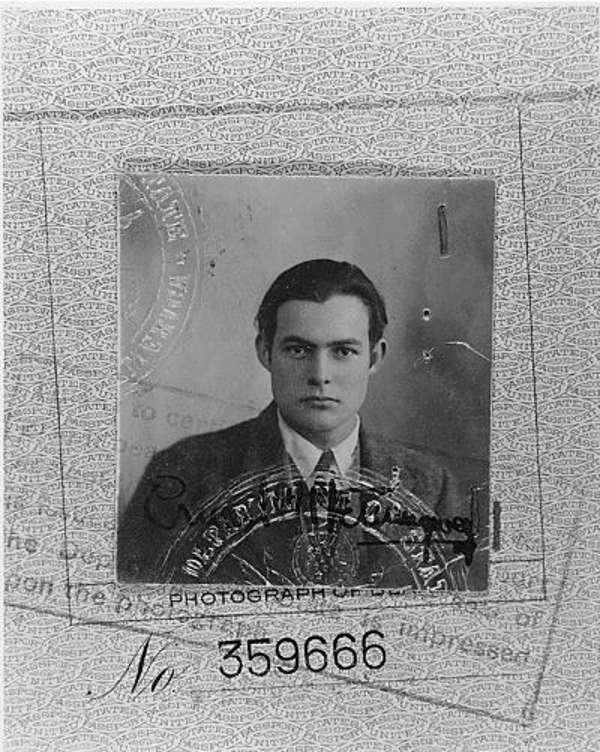 10. Ernest Hemingway