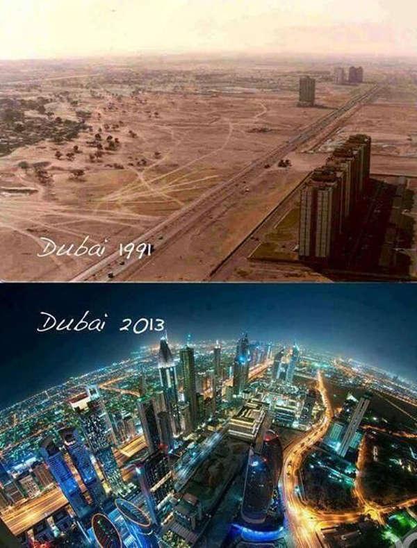 2. Dubai