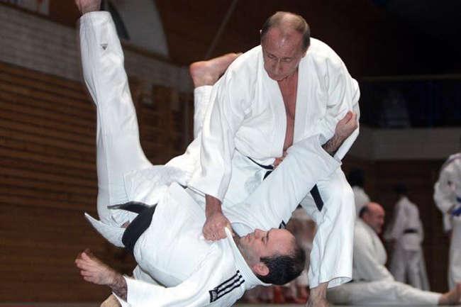 2. Martial Arts