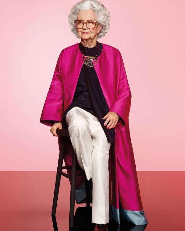 5. Marjorie Gilbert