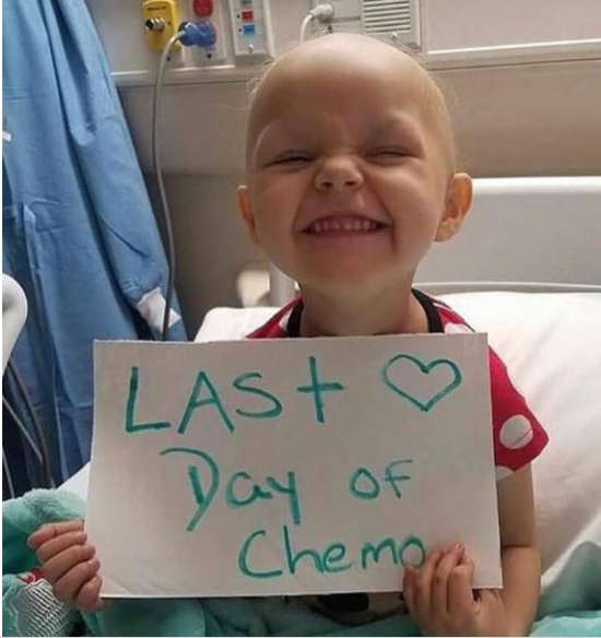 6. Last Day Of Chemo