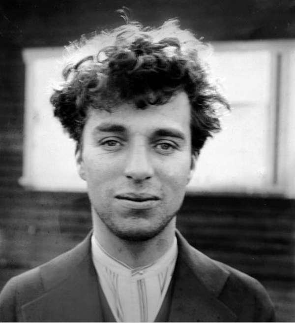 7. No Makeup Chaplin
