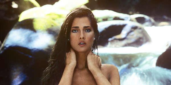 8. Caroline Cossey