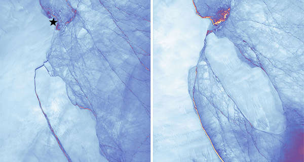 Antarctica and Ice