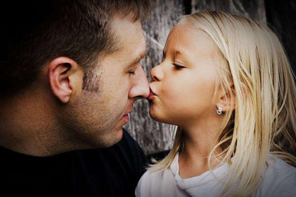 Dads Have More Influence In A Daughter's Life - 1