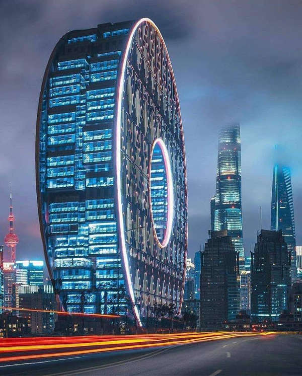 Guangzhou Circle in Guangdong province