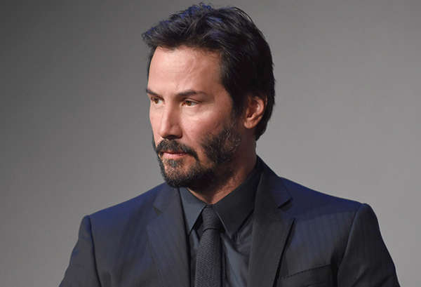 Hollywood Star Keanu Reeves - 2