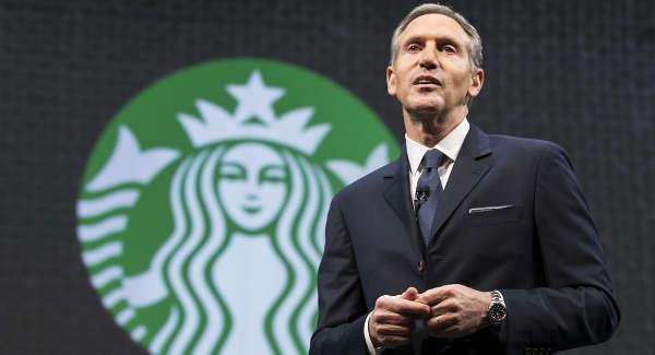Starbucks by Howard Schultz